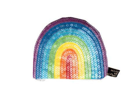 Make Me Iconic Rainbow Purse