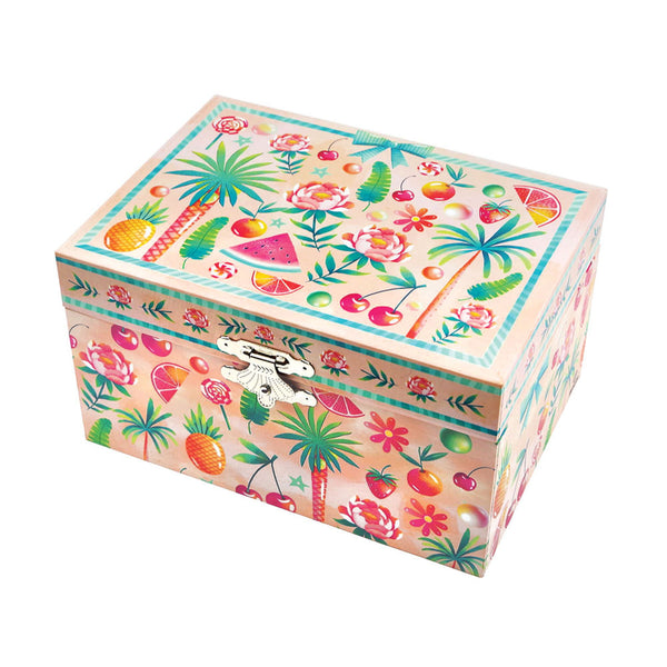 Svoora Music Jewellery Box - Seasons Summer