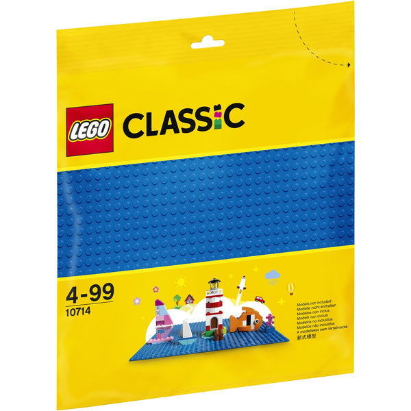 Lego Blue Base Plate