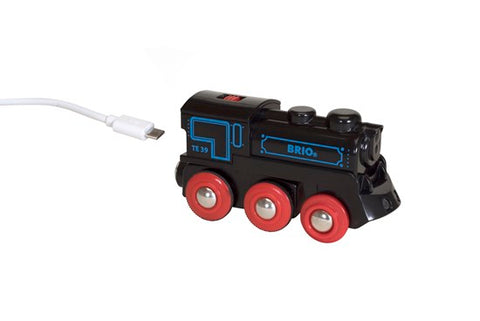 Brio Rechargeable Engine with Mini USB