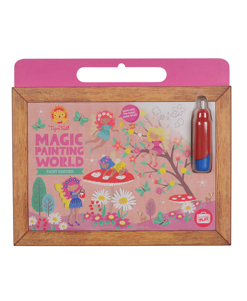 Tiger Tribe Magic Painting Fairy Garden