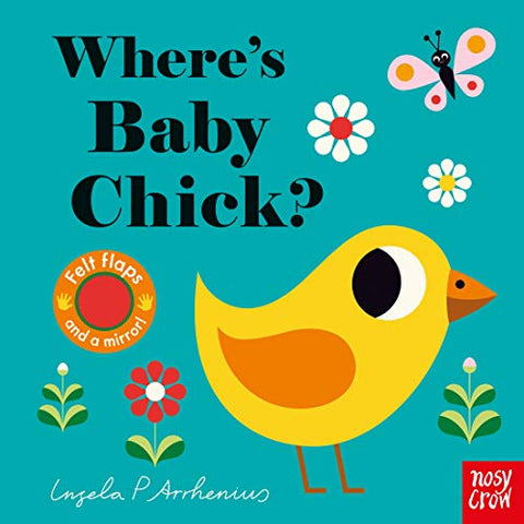 Where's Baby Chick? (Board book)