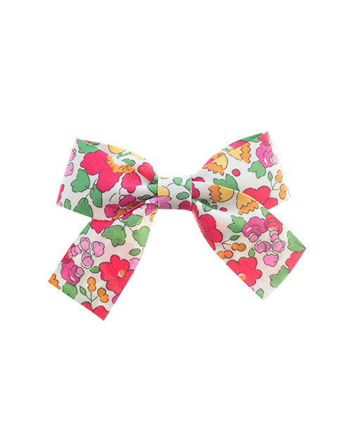 Pretty Wild Belle Big Bow Clip Red Betsy