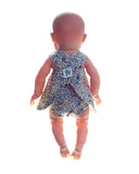 Pretty Wild Irene 2 Piece Liberty Dolls Clothes Katie and Millie