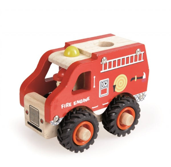 Egmont Wooden Fire Engine