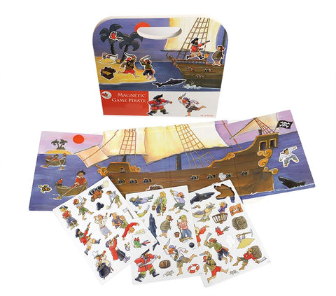 Egmont Magnetic Game - Pirate