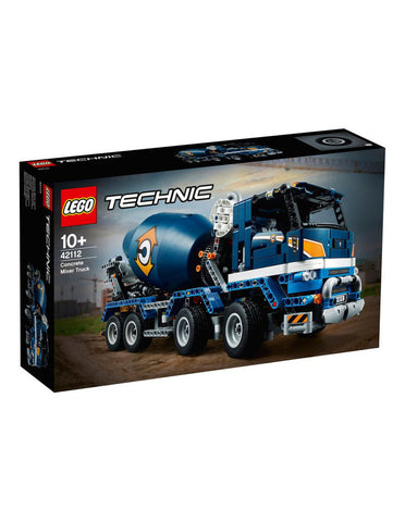 Lego Technic Concrete Mixer