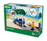 Brio City Road Set