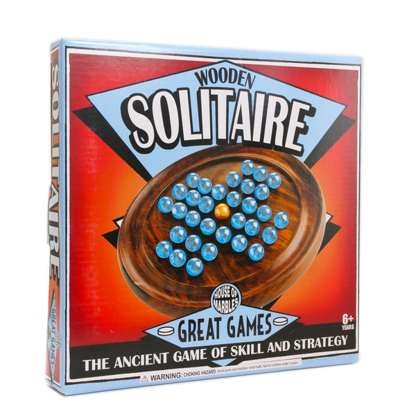 House of Marbles Solitaire