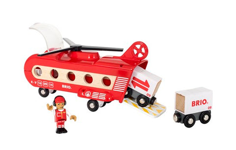 Brio Vehicle Cargo Transport Helicopter