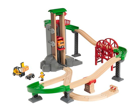 Brio Lift and Load Warehouse