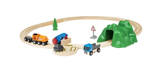 Brio Starter Lift and Load Set (A)