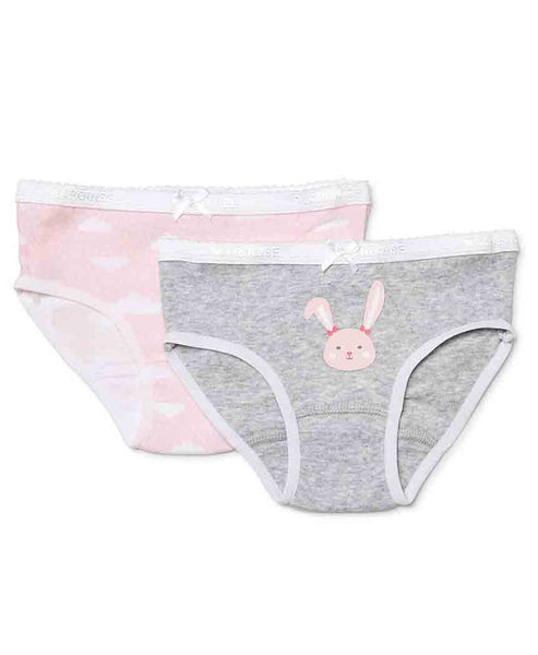 Marquise 2 Pack Underwear - Clouds