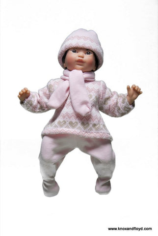 Copy of Ralf Smith Mary Doll Asian