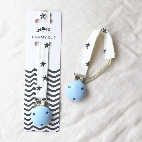 Jellystone Fabric Dummy Clip Star