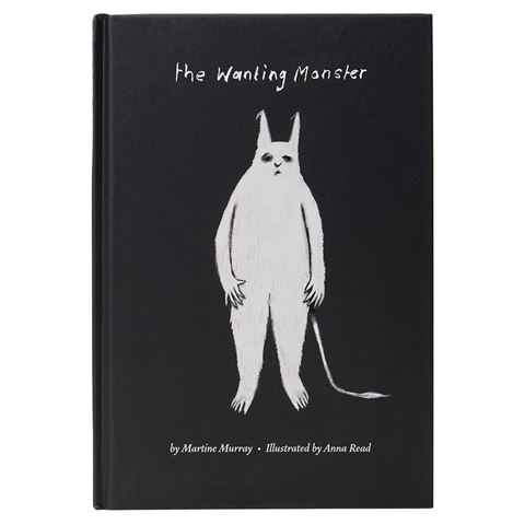 The Waiting Monster by Martine Murray and Anna Read