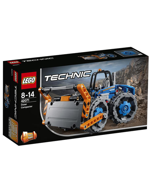 Lego Technic Hook Loader