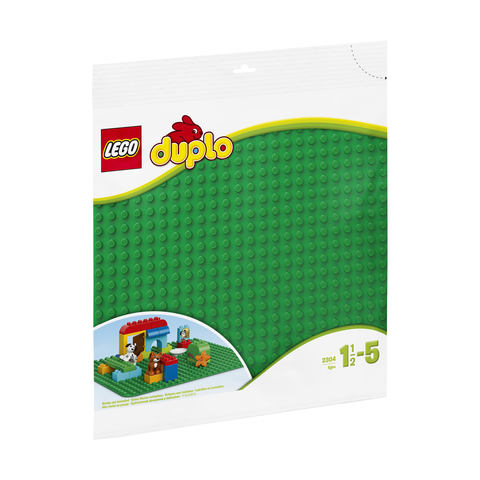 Lego Duplo Large Green Base Plate