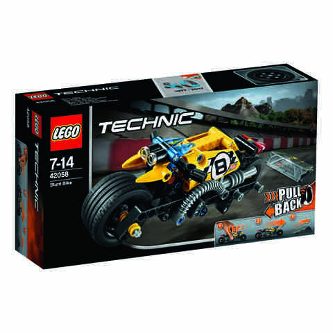 Lego Technics Stunt Bike