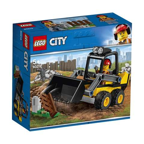 Lego City Great Vehicles Construction Loader