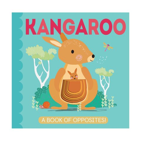 My Little World Kangaroo - A book of opposites