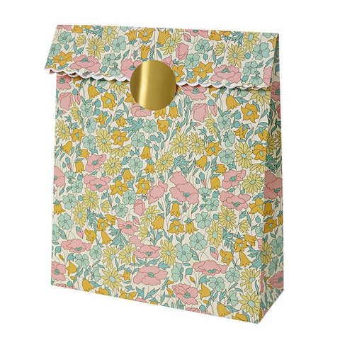 Meri Meri Liberty Poppy and Daisy Party Bags 10pack