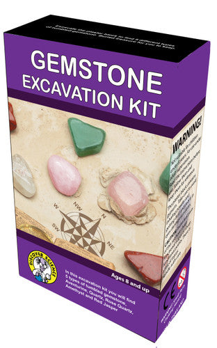Discover Science Gemstone Excavation Kit