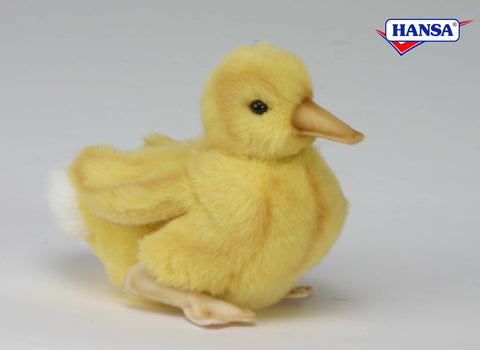 Hansa White Tailed Duckling 20 cm