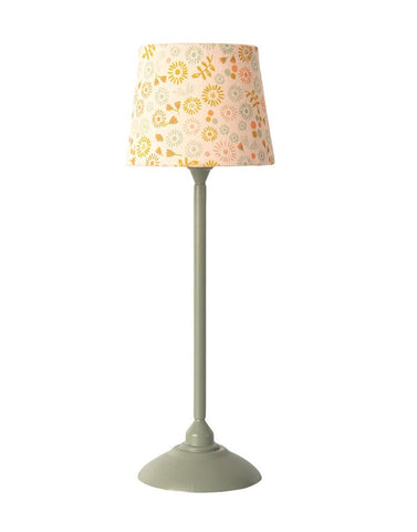 Maileg Mini Floor Lamp MInt