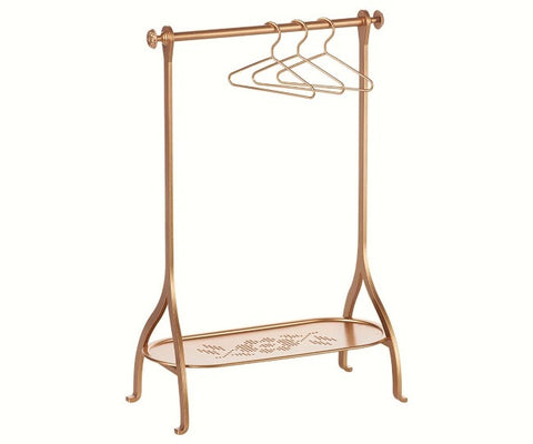 Maileg Clothes Rack - Gold