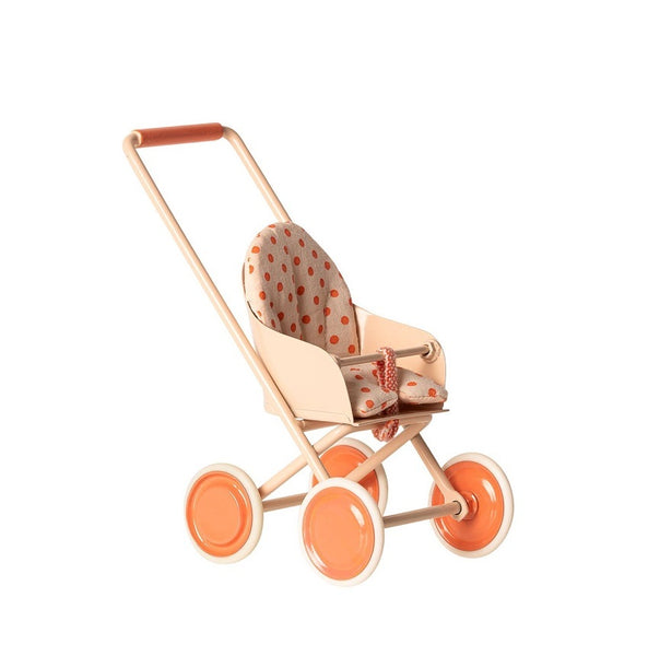 Maileg Stroller Micro Coral