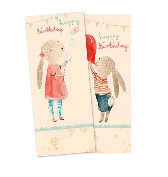 Maileg Birthday Rectangle Napkins