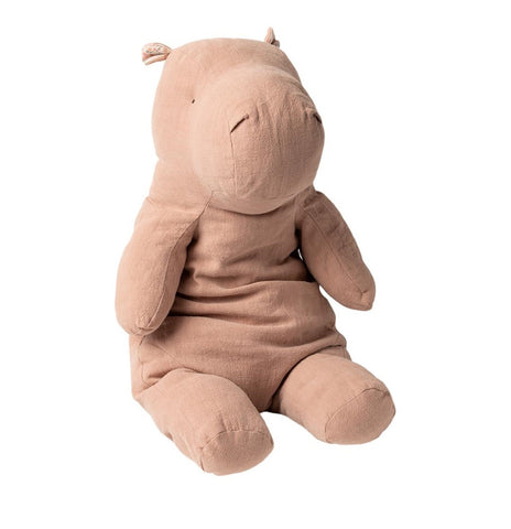 Maileg Big Hippo Dusty Rose