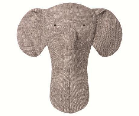 Maileg Rattle Elephant