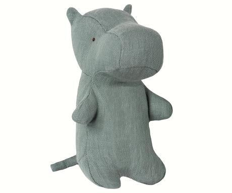 Maileg Mini Hippo Blue