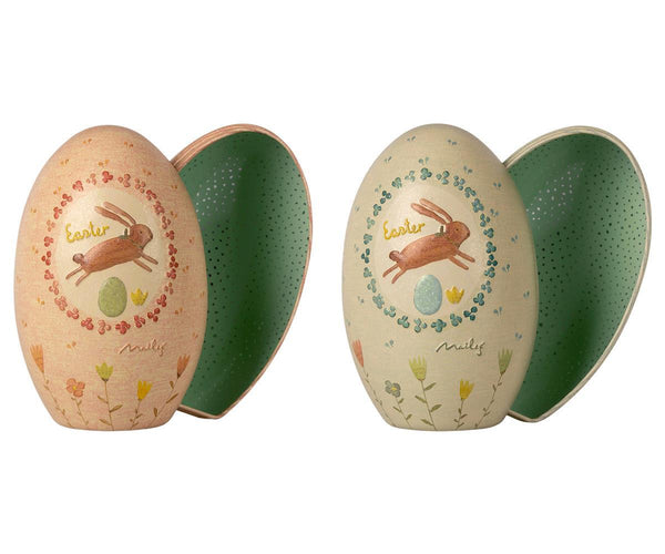 Maileg Metal Easter Egg Large - Assorted