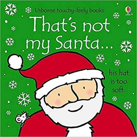 That's Not My Santa Board Book