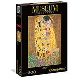Clementoni The Kiss (Klimt) Jigsaw Puzzle 500pc