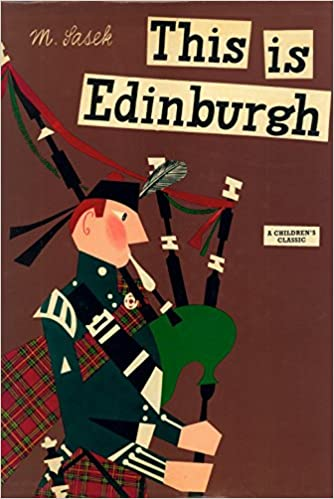This is Edinburgh by M. Sasek ** please read description **