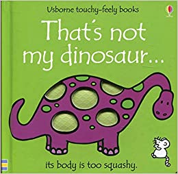Usborne That's Not My Dinosaur Book