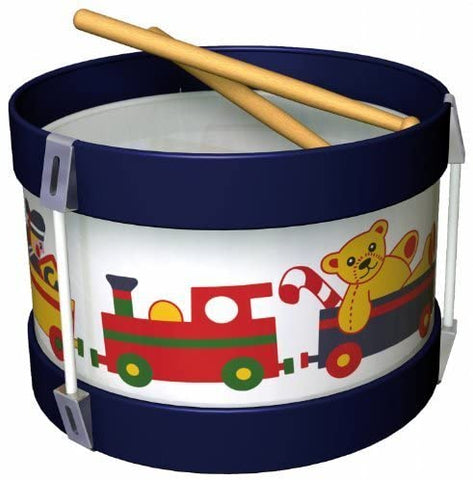 Bolz Tin Drum Toy Box Design