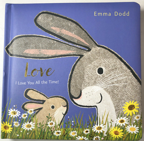 Love by Emma Dodd (board book)