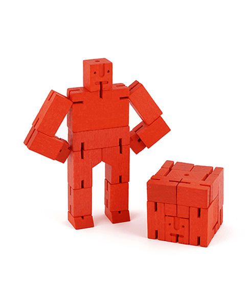 Cubebot Micro - Red