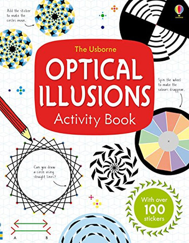 Usborne Optical Illusion Activiry Book