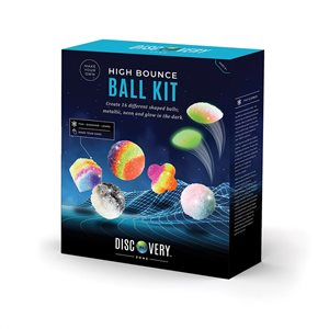 Discovery Zone Make Your Own High Bounce Ball Kit