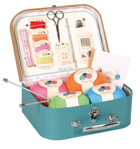 Moulin Roty Sewing/Knitting Kit