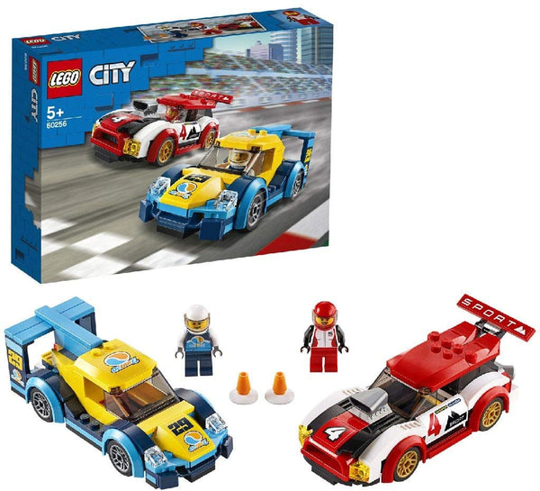 Lego City Racing Cars