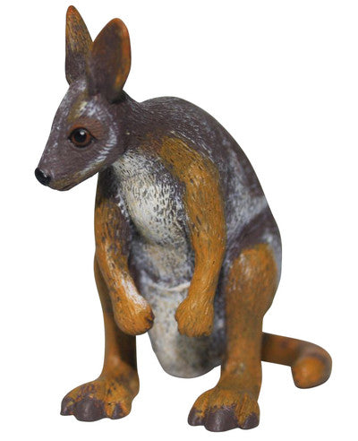Science and Nature Rock Wallaby