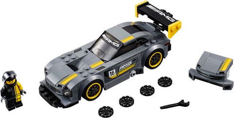 Lego Speed Champions Mercedes - AMG GT3
