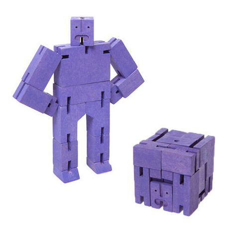 Cubebot Micro - Purple